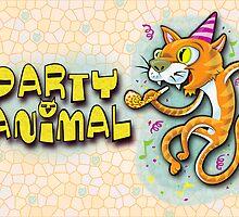party animal  by KenRinkel