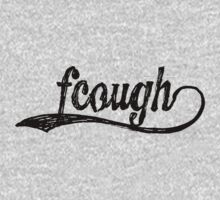 fcough tee by James Chang