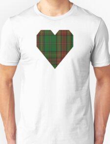 00304 Cavan County District Tartan  T-Shirt