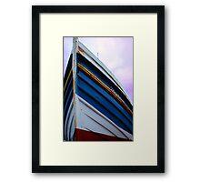 High and Dry - Bridlington Framed Print