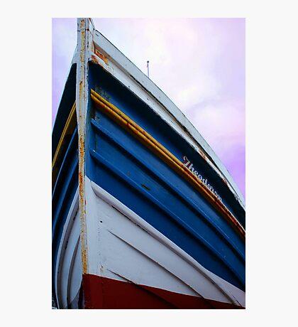 High and Dry - Bridlington Photographic Print