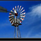 Windmill by lynell