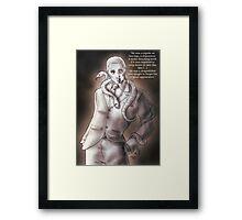 Hannibal - Reptile Framed Print