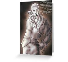 Hannibal - Reptile Greeting Card