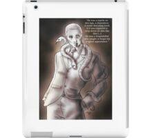 Hannibal - Reptile iPad Case/Skin