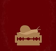 No006 My Apocalypse Now minimal movie poster by JinYong