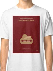 No006 My Apocalypse Now minimal movie poster Classic T-Shirt
