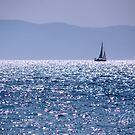 Sailing by Iris MacKenzie