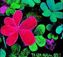 Irish Words of Love by paintingsheep