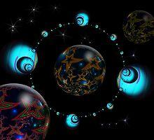 Space Oddity by inkedsandra