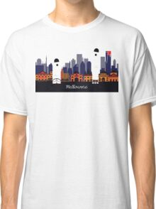 Lovely Melbourne Classic T-Shirt