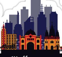 Lovely Melbourne Sticker