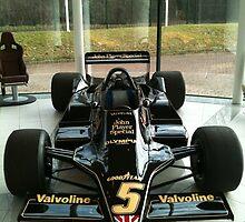 Lotus 79, Andretti by marc melander