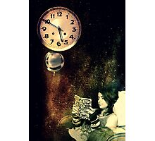 Time and wisdom Photographic Print