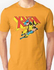 X-Men Wolverine Retro Comic Unisex T-Shirt