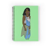 CAMYLLE (ABA) Spiral Notebook