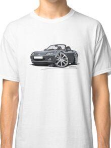 Mazda MX5 (Mk3) Grey Classic T-Shirt