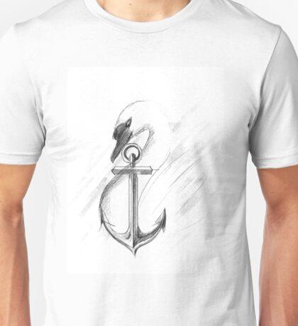 Captain swan  Unisex T-Shirt