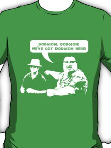 We've got Dodgson here! T-Shirt