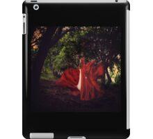 Fire in the Woods iPad Case/Skin
