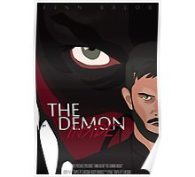 """The Demon Inside"" Poster"