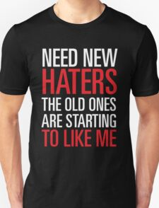 new haters T-Shirt