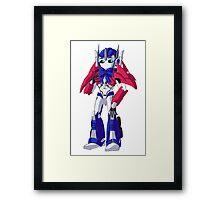 TFP Optimus Prime Framed Print