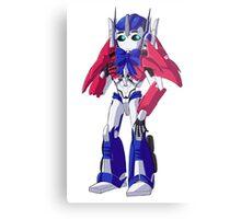 TFP Optimus Prime Metal Print