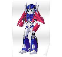 TFP Optimus Prime Poster