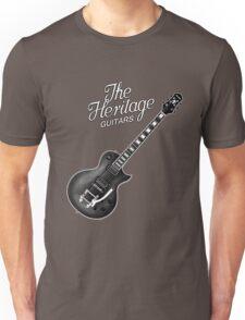 The Heritage Guitars Unisex T-Shirt