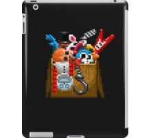 Five Nights at Freddy's 3 - Pixel art - What can we use? - Box of animatronics iPad Case/Skin