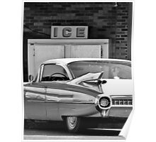 59 Caddy Poster
