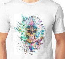 SKULL - WILD SPRIT Unisex T-Shirt