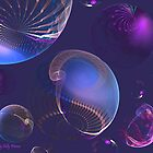 Dancing Orbs by Holly Werner