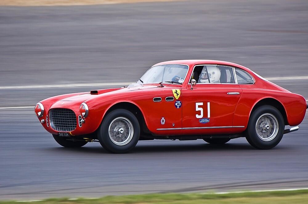 1952 Ferrari 212 Inter by Willie Jackson