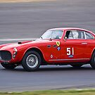 1952 Ferrari 212 Inter by Willie Jackson