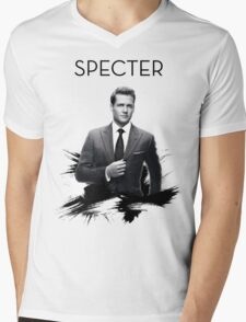 Awesome Series - Specter Mens V-Neck T-Shirt