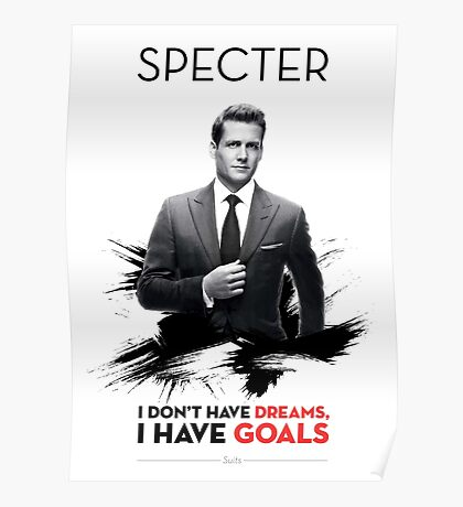 Awesome Series - Specter Poster