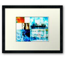 20150831 3 Framed Print