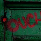 Green Door by Mark Wilson