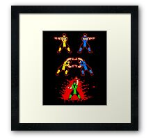 Mortal Fusion Framed Print