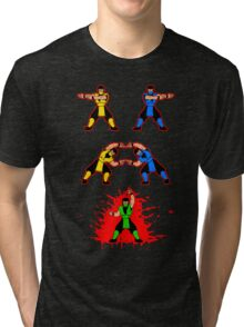 Mortal Fusion Tri-blend T-Shirt