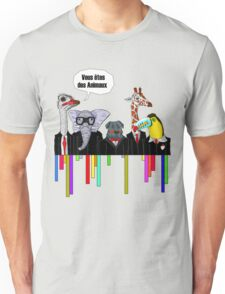 Animals! 2 Unisex T-Shirt