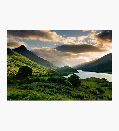 Loch Leven Photographic Print