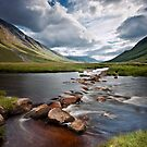 Loch Etive by Brian Kerr
