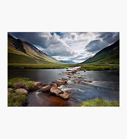 Loch Etive Photographic Print
