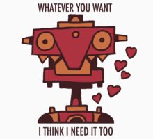 Robot Love by Rob Colvin