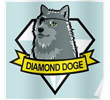 Diamond Doge Poster