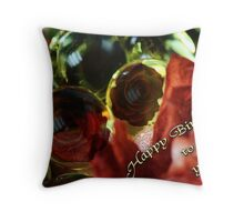 Happy Birthday to you Throw Pillow