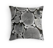 corded  Throw Pillow